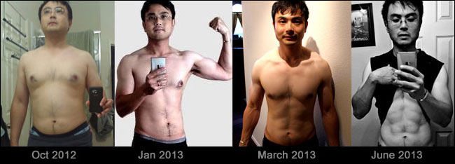Pictures of Weight Loss Before And After Men Insanity